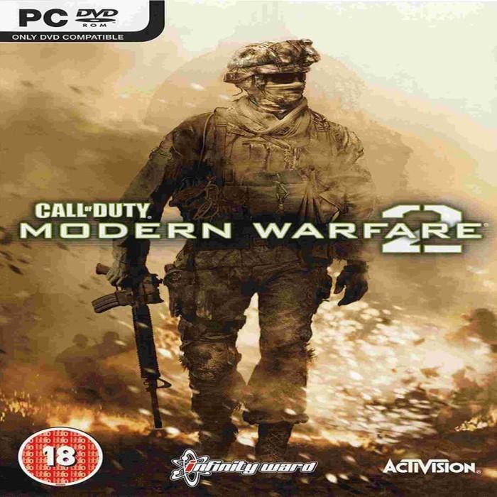 Jual Call Of Duty Modern Warfare 2 Pc Kab Bogor Micayku Tokopedia