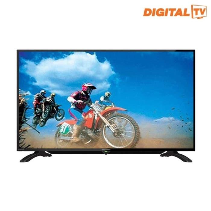 Bracket + led tv sharp 32  lc-32le295i digital tv dvbt2 usb movie