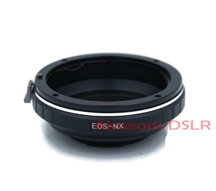 harga Adapter lensa canon eos - samsung nx (non chip) Tokopedia.com