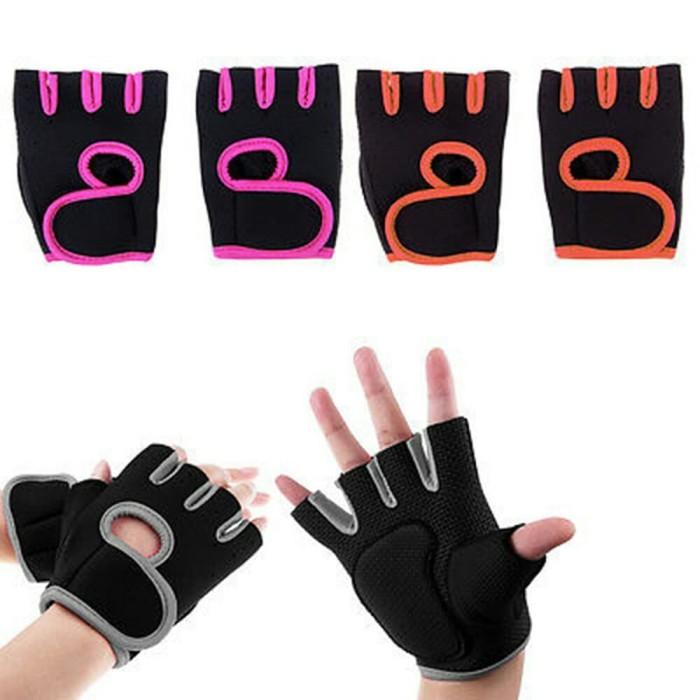 harga Sarung tangan fitnes fitness gym sport exercise training gloves glove Tokopedia.com