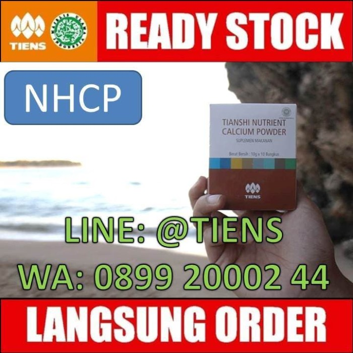 Katalog Tiens Peninggi Badan Travelbon.com
