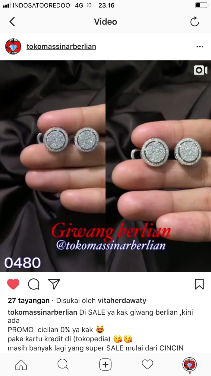 Info Giwang Berlian Hargano.com