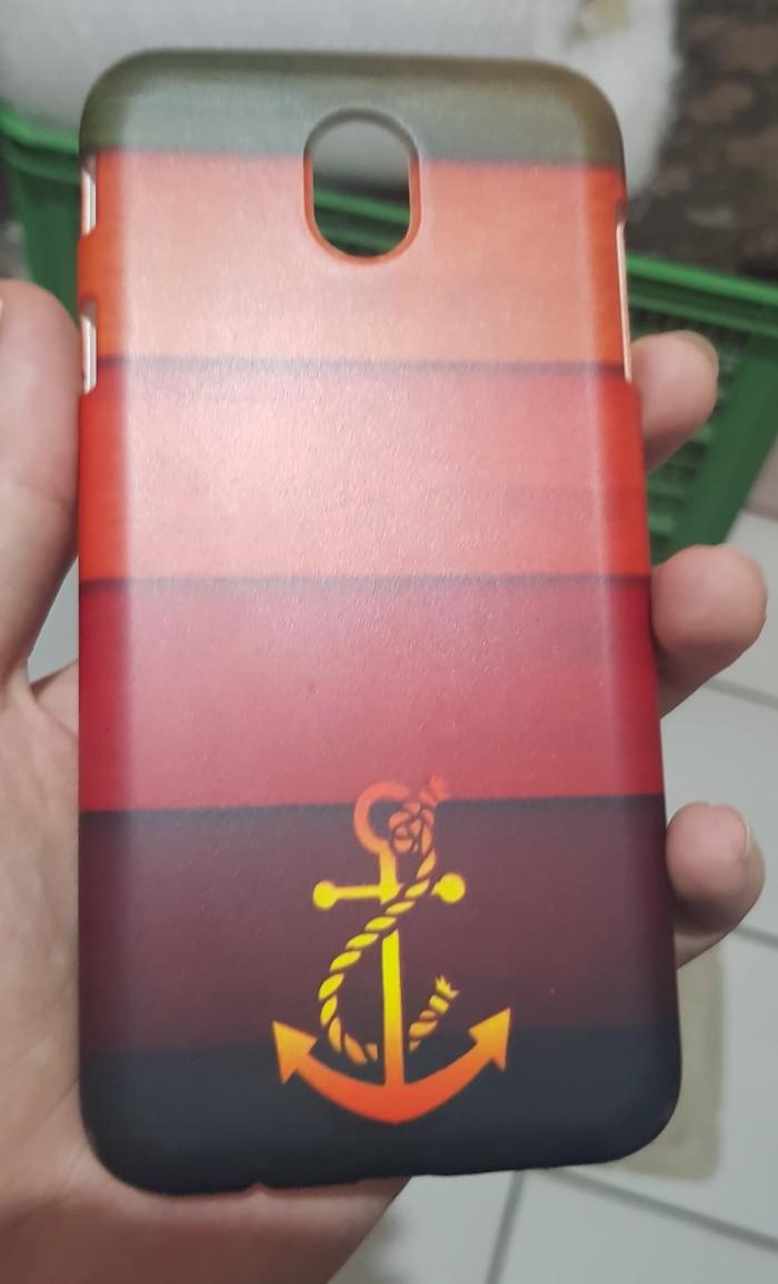 Jual CUSTOM HARD CASE SAMSUNG GALAXY J7 PRO FULL PRINT BODY HARDCASE 3D HP Jakarta Utara Beel Storez