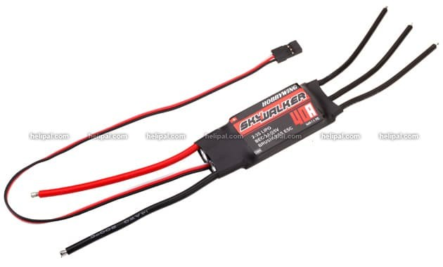 Hobbywing Guard 18 Amp Brushless Electronic Speed Control for Electric Airplanes