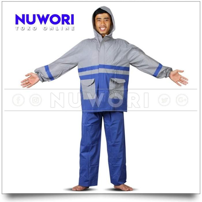 harga Jas hujan jaket celana kombinasi a gajah elephant skotlet murah stelan Tokopedia.com