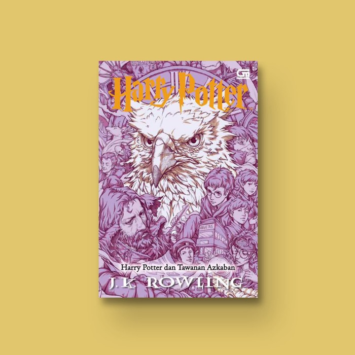 harga Harry potter & tawanan azkaban(harry potter & the prisoner of azkaban) Tokopedia.com