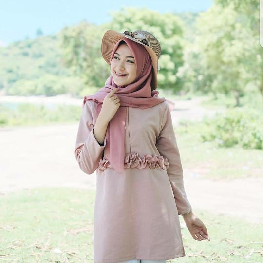 harga Baju murah inez blouse Tokopedia.com