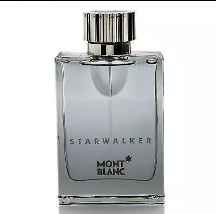 harga Parfume original mont blanc starwalker parfum pria 100ml Tokopedia.com