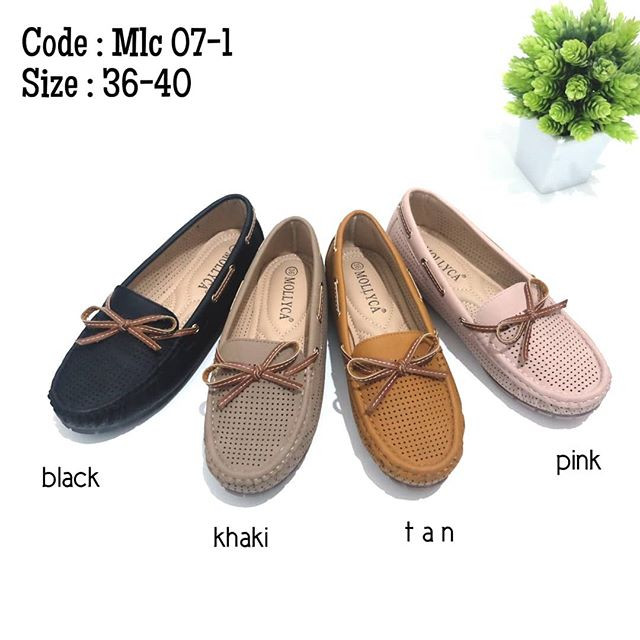 harga Sepatu wanita - mollyca 07-1 Tokopedia.com