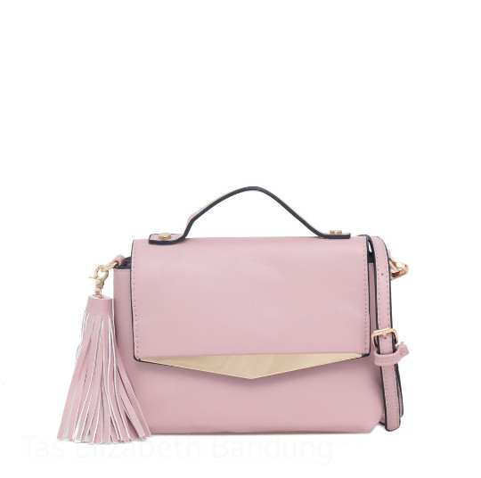 Jual Cressida Slingbag Pink  05fd017622