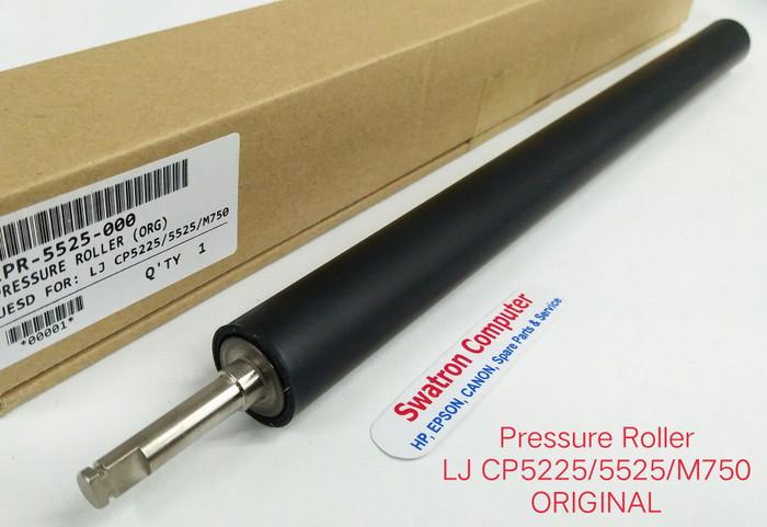 harga Lower pressure fuser assy hp laserjet cp5225 cp5525 m750 new original Tokopedia.com
