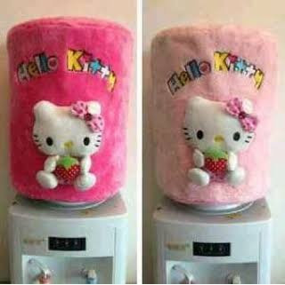 harga Sarung galon cover galon hello kitty import motif Tokopedia.com