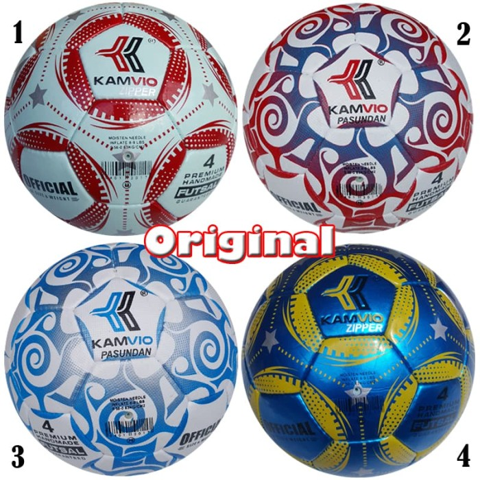 harga Bola futsal kamvio original Tokopedia.com