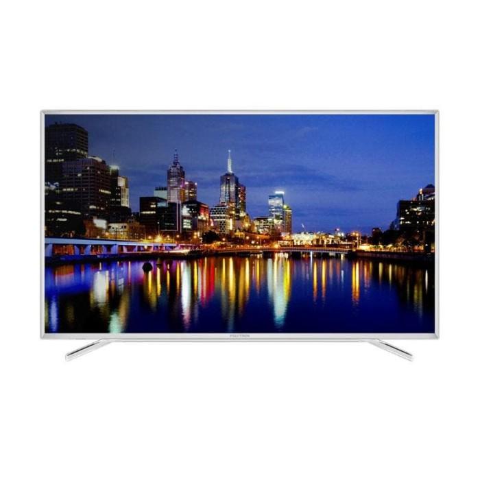 harga Polytron pld 55uv5900 4k/uhd smart led tv [55 inch] Tokopedia.com