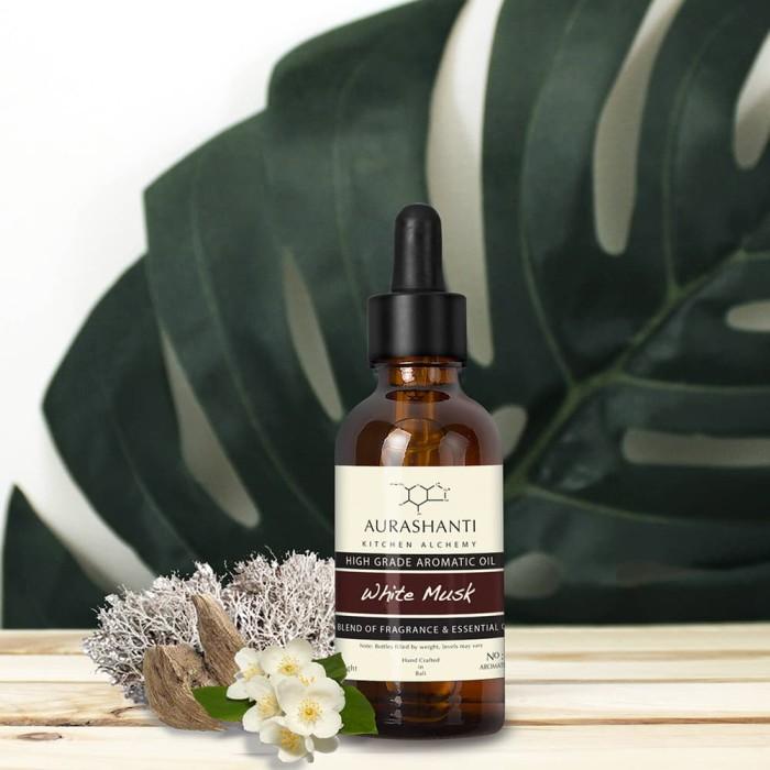 harga White musk 30gr - premium fragrance oil for soy wax - skin safe Tokopedia.com