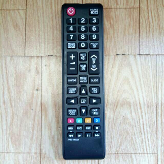 Remote remot tv samsung lcd led tabung slim ...