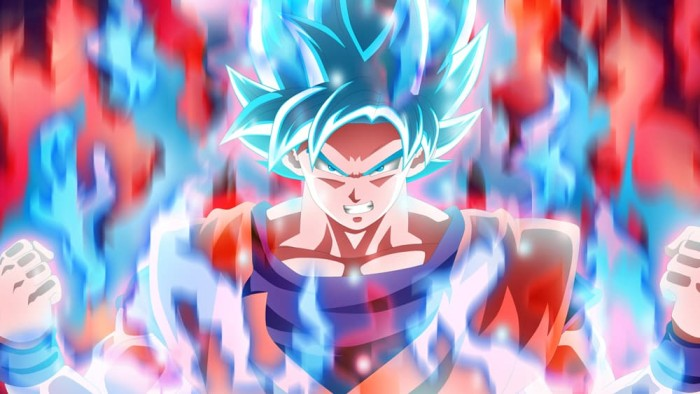 Unduh 95+ Wallpaper Hitam Goku Gratis Terbaik