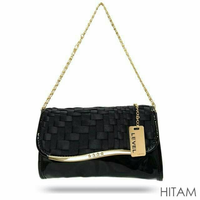 Jual PROMO TAS Clutch Level Anyaman TERMURAH - PRINCESS HANIF SHOP ... 78a16d9886