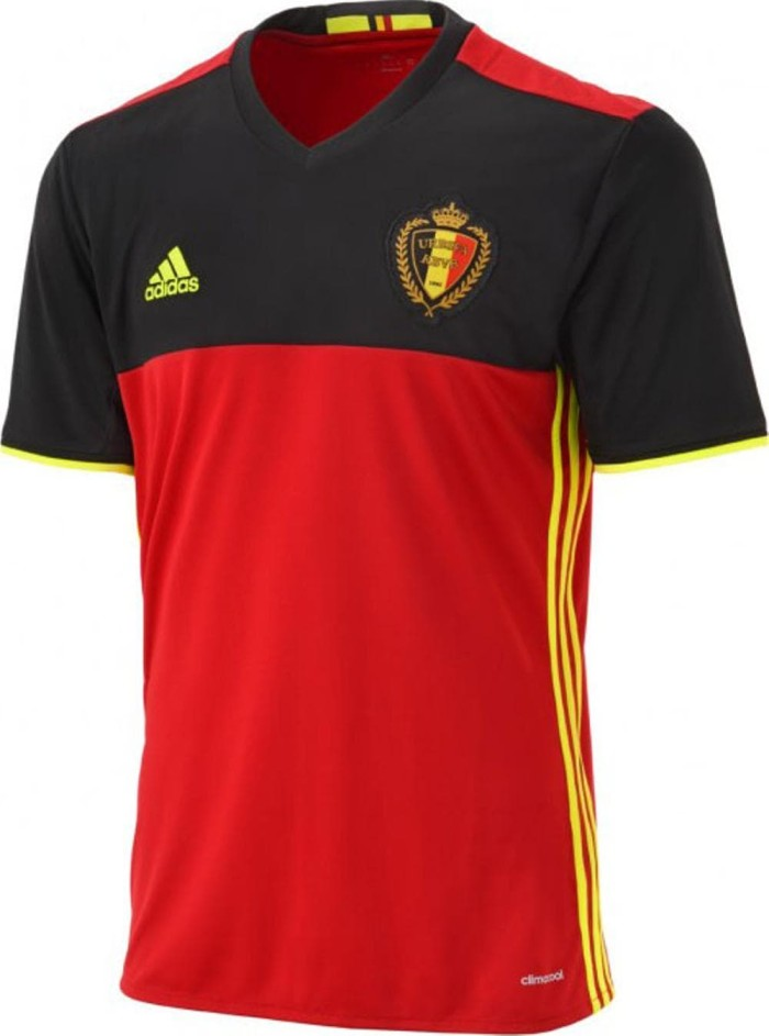 Jual Jersey Baju Bola Grade ORI Belgia Home Official Euro 20 Limited ... edff4c1198f5d