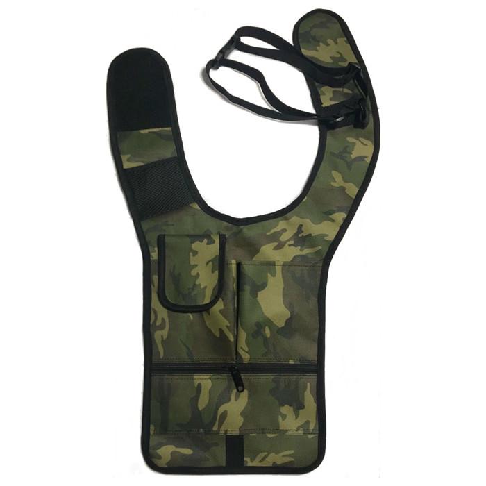 Tas Sepeda Pundak Bahu FBI Multifungsi Anti Thief ARMY Shoulder Bag