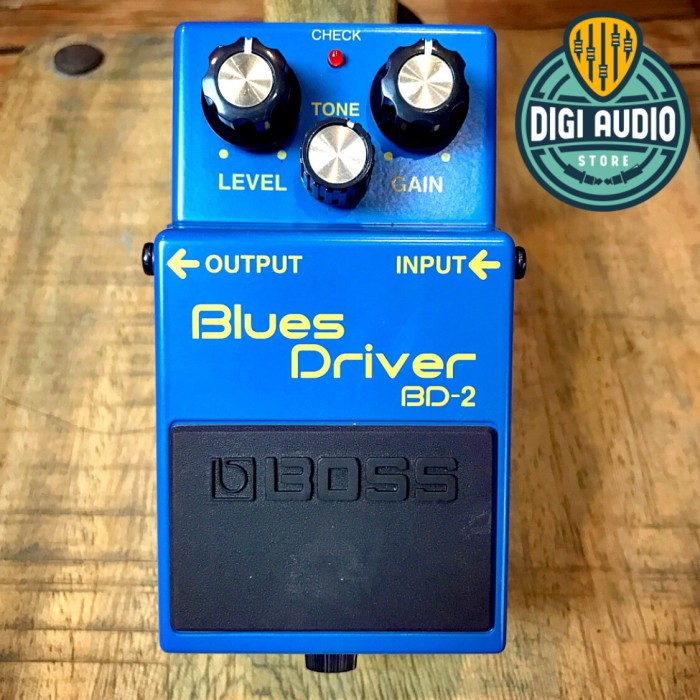 harga Efek gitar boss bd-2 blues driver pedal efek stompbox blues overdrive Tokopedia.com