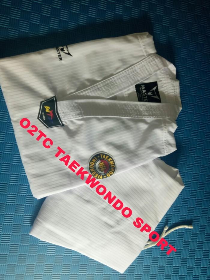 harga Baju dobok moks master taekwondo Tokopedia.com