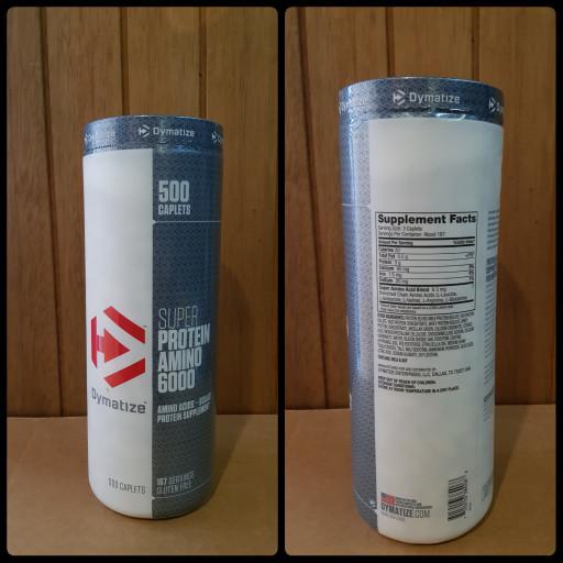 harga Suplemen fitness dymatize super amino 6000 500tab (malang) Tokopedia.com