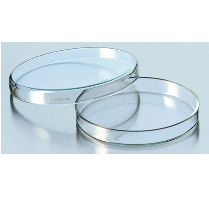 DURAN 23 755 40 Steriplan Petri Dish Made of Soda-Lime Glass Pack of 10