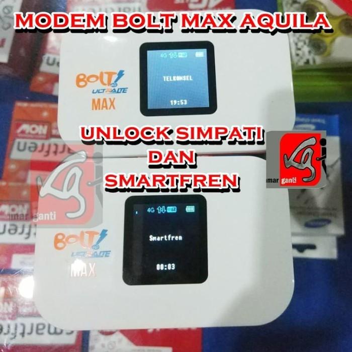 modem bolt aquila max UNLOCK bisa smartfren simpati alte andromax m3y