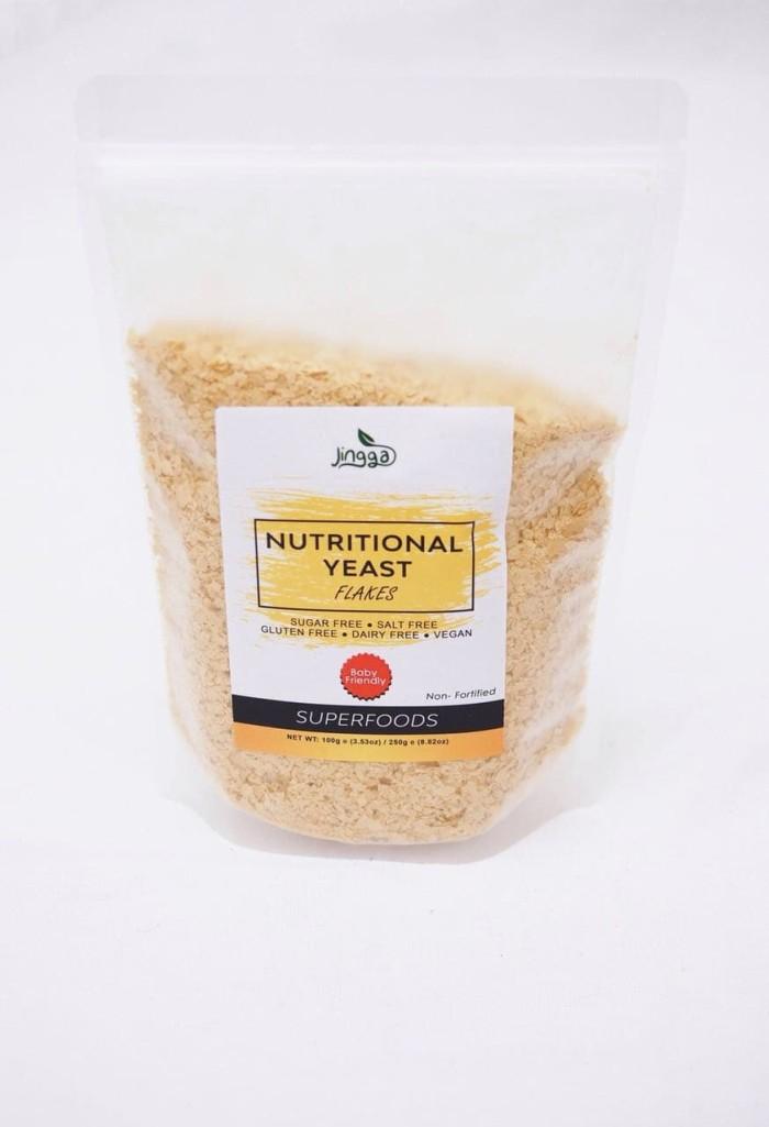 Jingga Nutritional Yeast 50gr