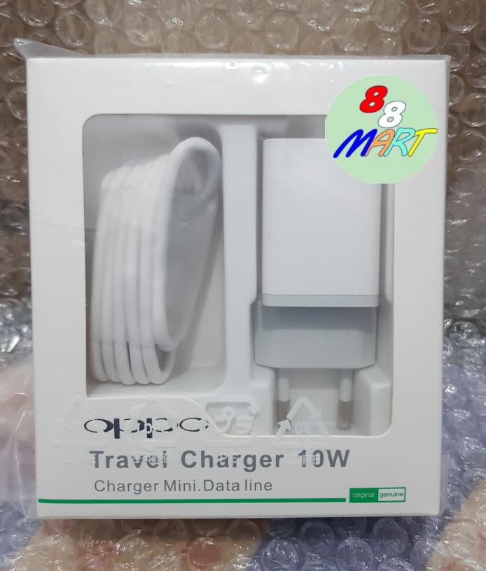 Oppo Travel Charger 2A 10w AK903 Original 100% OPPO A37 A39 A71