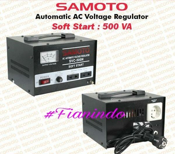Katalog Stabilizer 500 Watt  Hargano.com