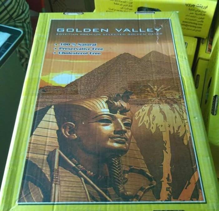 harga Kurma mesir golden valley 10 kg kartonan || khalas rabbe naghal Tokopedia.com