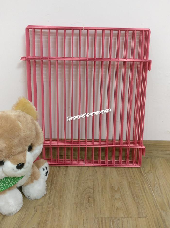 harga Kandang pagar anjing / kandang kucing / kura2 / kelinci / hewan Tokopedia.com