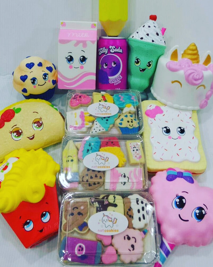 harga Natcookies silly squishies isi 15-18 cookies Tokopedia.com