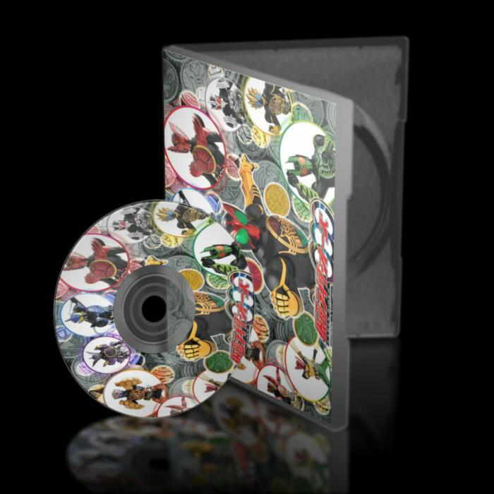 harga Film dvd kamen rider ozu ooo (eps 1-tamat+movie+special+3dvd) Tokopedia.com
