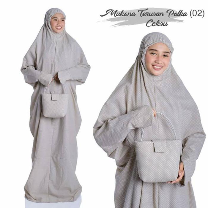 Katalog Mukena Terusan Travelbon.com