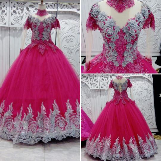 harga Gaun kebaya pengantin barbie fanta Tokopedia.com