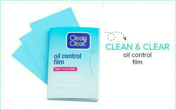 harga Kertas minyak clean & clear oil control/ clean and clear/clean clear Tokopedia.com