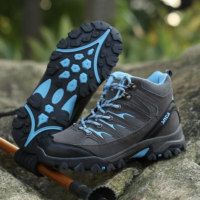Jual Dijual Sepatu Gunung Wanita - Sepatu Hiking - Snta Outdoor 605 ... c492bcfe0f