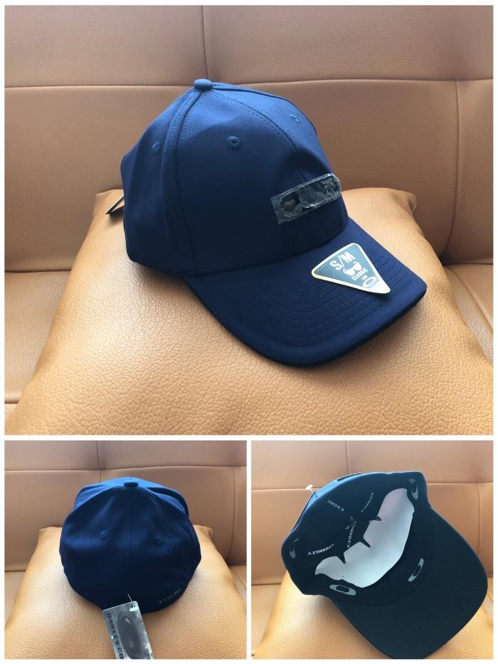 harga Topi oakley logo metal - dark blue Tokopedia.com