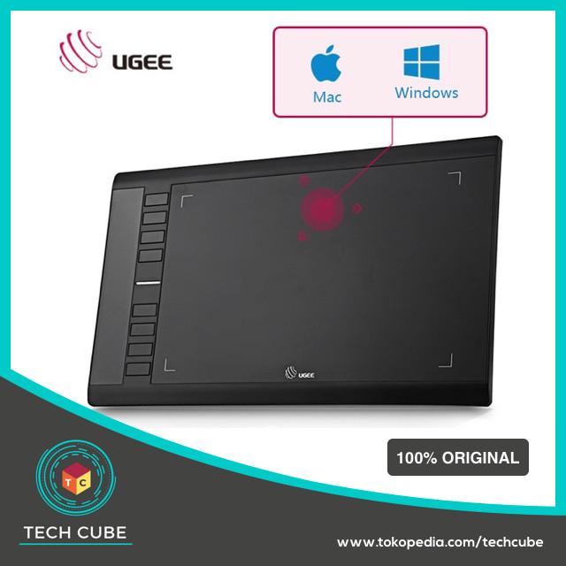 harga Ugee m708 graphic drawing tablet (alternatif huion xp-pen star 03) Tokopedia.com