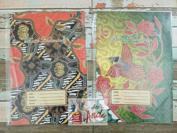 Foto Produk Sampul Boxy Gambar Batik LWC dari ACC ANDI