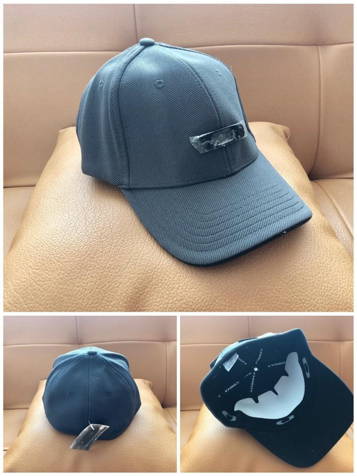 harga Topi oakley logo metal - grey Tokopedia.com