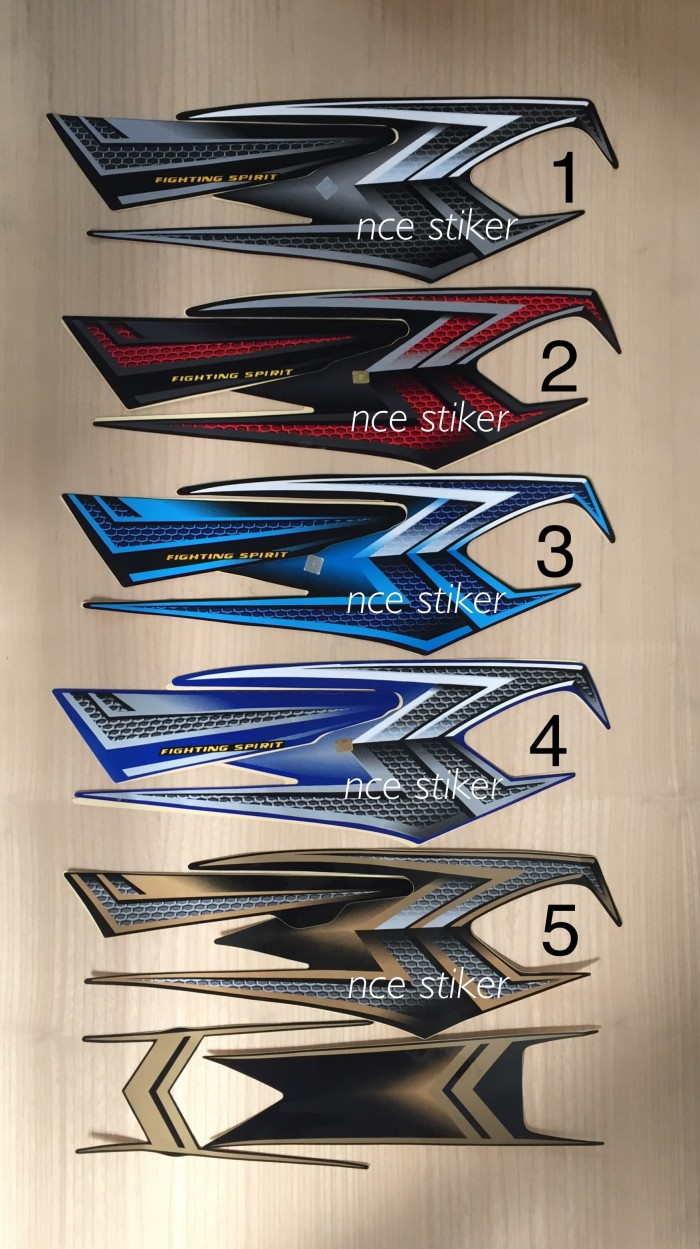 harga Stiker/striping rx-king 2004-2005 Tokopedia.com