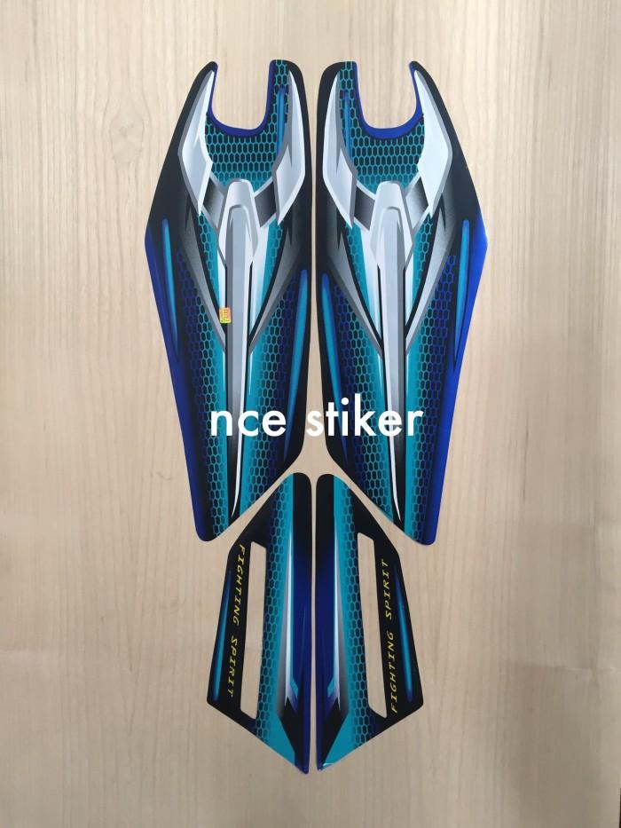 harga Stiker striping yamaha rx king 2007 biru hitam Tokopedia.com