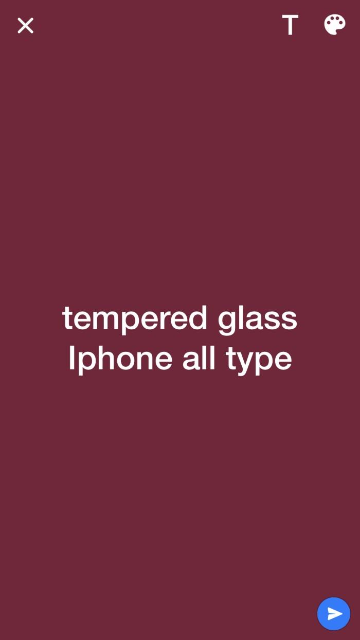 harga Anti gores kaca/ tempered glass for iphone Tokopedia.com