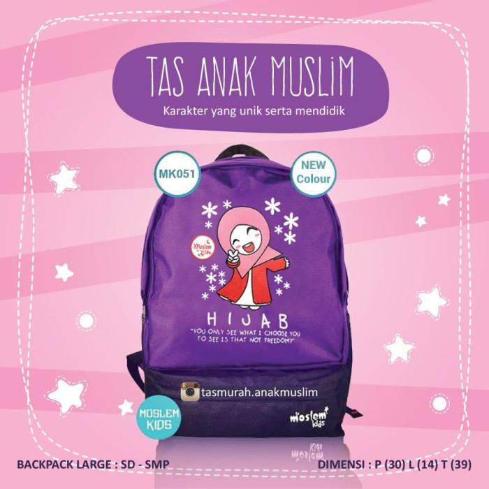 Tas sekolah anak backpack untuk anak sd,smp .