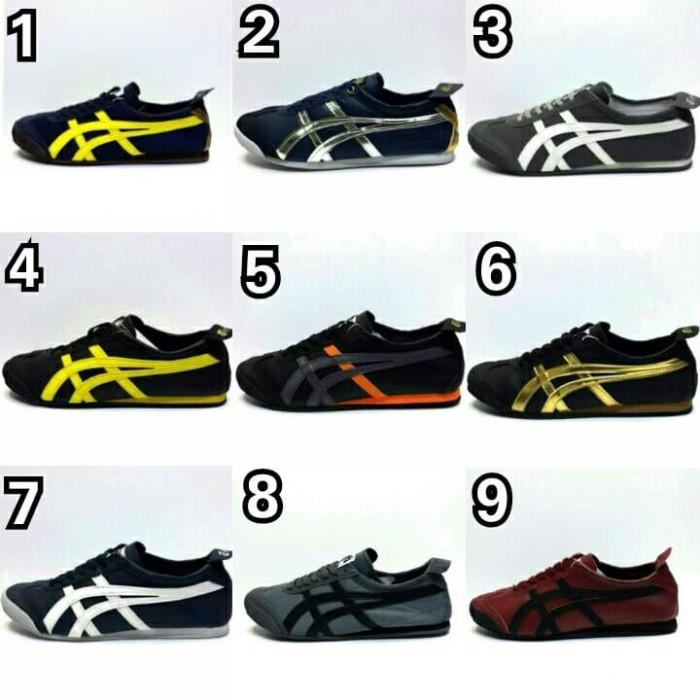 ... harga  sale  sepatu sneakers olahraga asics onitsuka tiger cowo men  vietnam Tokopedia.com 0899e15efb