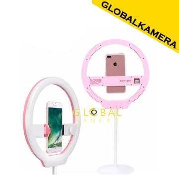 harga Yongnuo yn128 ring light bi-color 3200k-5500k Tokopedia.com